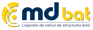 logo MD bat